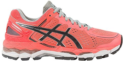 0f165fb590e84 Asics Trainers Gel-Kayano 22 T597N-1087 Coral 39