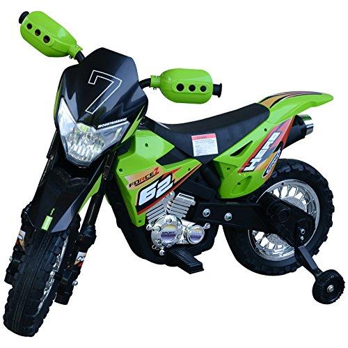 Homcom Motocross électrique 35 W...