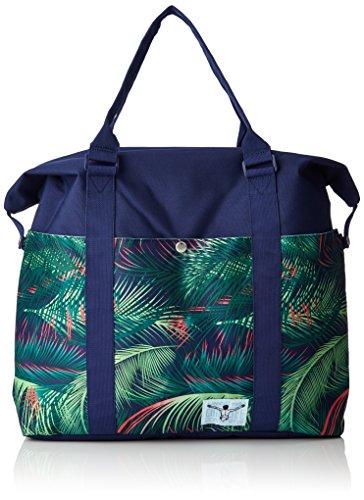 Tracolla Shopper Donna Chiemsee Da Donna, 14.5x40x43 Cm Multicolore (antracite)