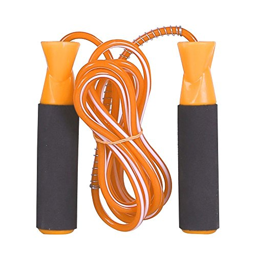 ILARTE Exclusive Gym training Skipping Rope  available at amazon for Rs.169