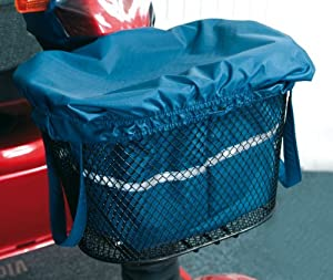 Scooter Basket Liner and Cover