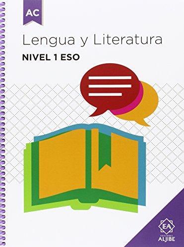 Lengua y Literatura Nivel 1 ESO - 9788497008303