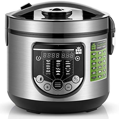 Forme Robot Cocina Multifunción Capacidad 5 litros