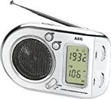 AEG WE 4125 Multibandradio weiß