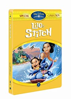 Lilo & Stitch (Best of Special Collection, Steelbook) [Special Edition]