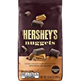 Hershey's Nuggets Extra Creamy Milk Chocolate With Toffee And Almonds, 299g
