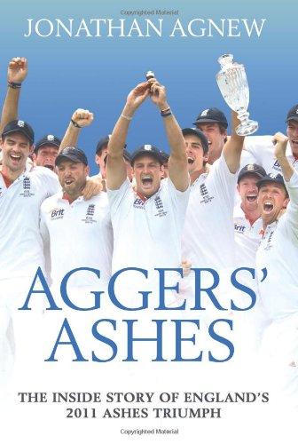 Aggers' Ashes por Jonathan Agnew