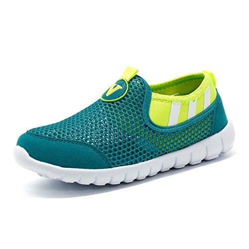 Gaatpot Unisex Casual Chaussure de Sports Running enfant Respirant Outdoor Mesh Baskets Basses Mixte Chaussures enfant Fille Garçon 29-39