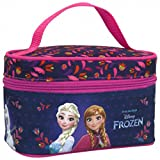 Disney Frozen Die Eiskönigin Kinder Beauty Bag ca. 19 cm Kulturtasche Kosmetiktasche Waschtasche...