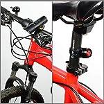 Nestling-Luci-LED-per-Bicicletta-Ricaricabili-USBCREE-XM-L-U3-LED-1200-Lumen-Super-Luminoso-Luce-Bici-Anteriore-e-Posteriore-per-Bici-Strada-e-Montagna
