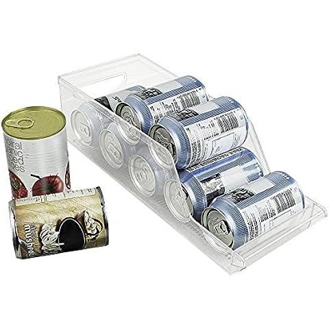 quntis frigorifero contenitore per cucina, dispensa, lattina, birra,