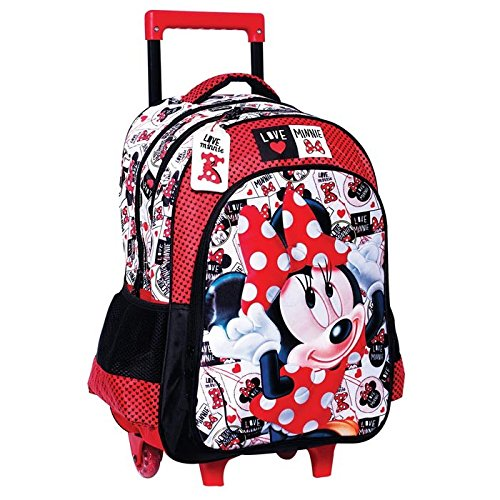 ZAINO CON TROLLEY MINNIE