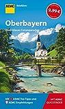 ADAC Reiseführer Oberbayern: Der Kompakte mit den ADAC Top Tipps und cleveren Klappkarten - Martin Fraas