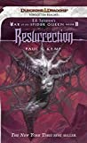 Resurrection: R.A. Salvatore Presents The War of the Spider Queen, Book VI (The War of the Spider Queen series 6) (English Edition)
