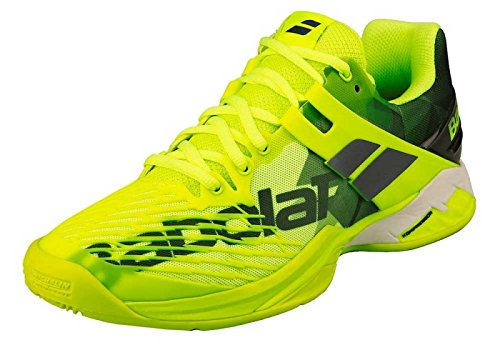 Babolat Propulse Fury Clay Men, taille:42.5, couleur:fluo yellow