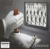 Muse: Drones [Jewelcase Version] (Audio CD)