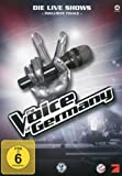 Various Artists - The Voice of Germany: Die Live Shows [4 DVDs]