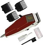 #10: Hanumex fyc RF-666 Professional Hair & Beard Clipper - Red