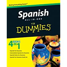 Spanish All-in-One For Dummies (English Edition)