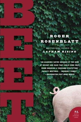 Beet: A Novel by Roger Rosenblatt (2009-01-27)