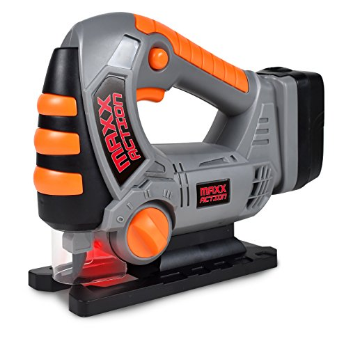 Maxx Action Power Tools Toy Jigsaw