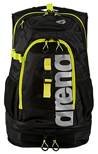 Arena Fastpack 2.1 black/fluo yellow/silver