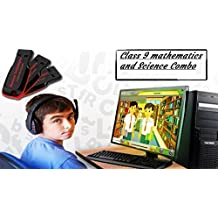 Heavenzr Technologies Class 9 COMBO (Mathematics And Science) Study Tool In Pendrive