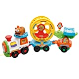 VTech - 192705 - Tut Tut Animo - Super Train fantastico-Rigolo
