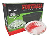 Rox Football Ice Cube Tray for Football Fans & Game Day, Large by Rox