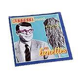 Brillen-Reinigungstuch, Mikrofaser, klein, 15x 15cm