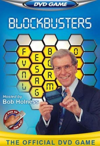 Blockbusters Interactive DVD Game