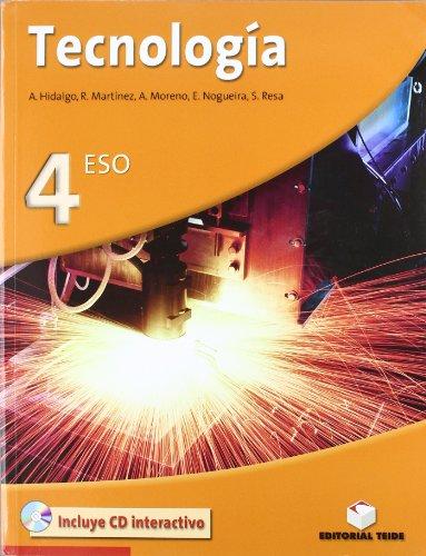 Tecnología, 4 ESO - 9788430786947
