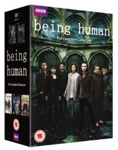 Being Human - Series 1-5 Boxset [Import anglais]