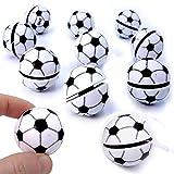 German Trendseller 12 x Jojo - Fußball - für Kinder ★ NEU ★ ┃ Kindergeburtstags Mix ┃ Mitgebsel ┃ 12 Stück