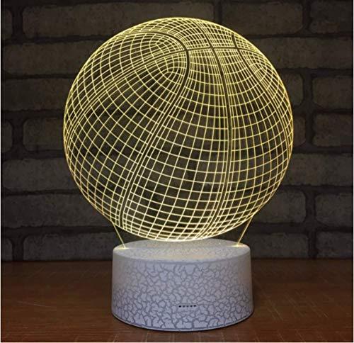 Schreibtisch dekorative Kinder Lampe kreatives Produkt Großhandel 3D-Leuchten