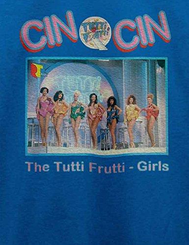 Tutti Frutti Cin Cin T-Shirt Royal Blau