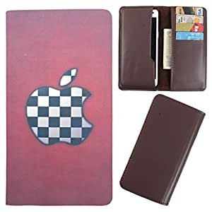 DooDa - For Gionee Ctrl V4 PU Leather Designer Fashionable Fancy Case Cover Pouch With Card & Cash Slots & Smooth Inner Velvet