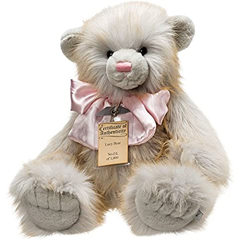 Silver Tag Series 7 Lucy Bear Collectible Limited Edition Teddy from Suki