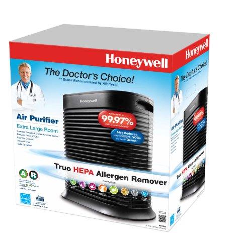 Honeywell True HEPA Allergen Remover, 465 sq. Ft, HPA300 by Honeywell