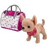 Barbie Plüsch Hund Chihuahua 26 cm in Tasche 20cm • Plüschhund Kuscheltier Schmusetier Spielzeug