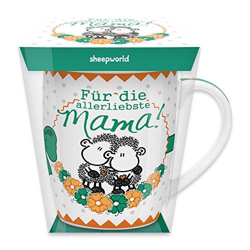 Sheepworld 44567 Tasse mit Motivdruck