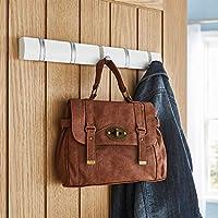 Direct Online Houseware 4 5 6 Wooden Door Hook Coat Hanging Storage Rack Wall Mounted