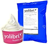 Premium Frozen Yogurt Pulver -natur- (Karton: 14 Beutel a 1kg)