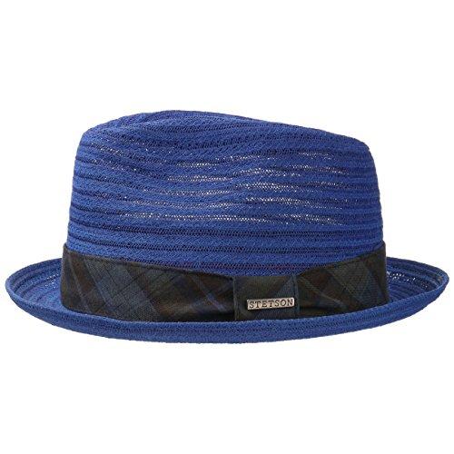 cappello-checked-band-toyo-stetson-cappelli-da-spiaggia-cappello-estivo-l-58-59-blu