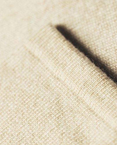 Pullover | Sweater | Maglione con Scollo a V da Donna 100% Cachemire (XS-XXL) Camel