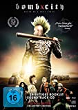 Bomb City LTD. Mediabook (inkl. DVD &Soundtrack-CD) [Blu-ray]