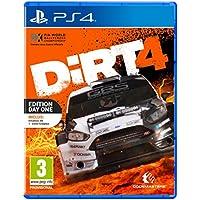 Dirt 4 - Edition Steelbook
