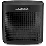 Bose SoundLink Color II 752195-0100 Bluetooth Speakers (Soft Black)