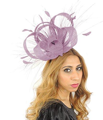 Hats By Cressida - Capeline - Femme taille unique Lilas