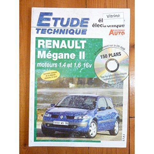 Electronic Auto Volt - Megane II 16v Revue Technique Electronic Auto Volt Renault par E.T.A.I.